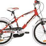 Bici Atala Bad boy 20""