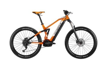Ebike Whsitle b-rush all 9v nuova