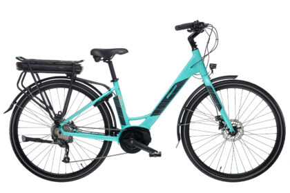 City bike Bianchi Long Island