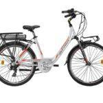 City Bike Atala E-run Fs 518 nuova